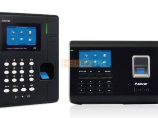 Time Attendance Machine With Sharp Finger Print Sensor