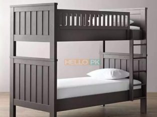 Amazing Wooden Bunk bed with imported wood with life time warranty