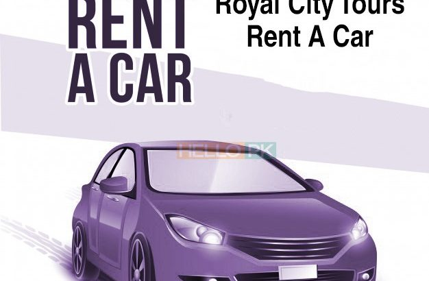 Royal City Tours Rent A Car 2000/2500 Very reasonable price