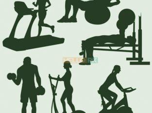 Exercise machine service and repairing