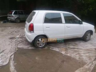 Alto car Available for Rent
