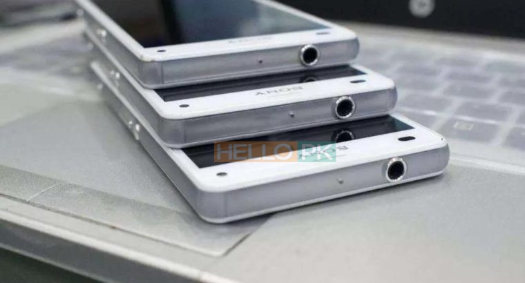 Sony Xperia Z3 Compact International Soft Not Japanese,Delivery Available All Over Pakistan