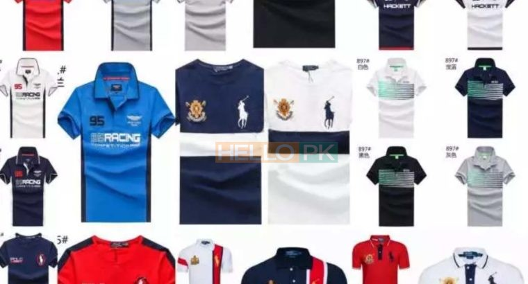 Brand is here.Premium T shirts polo AAA+ COPY nation wide delivery Available