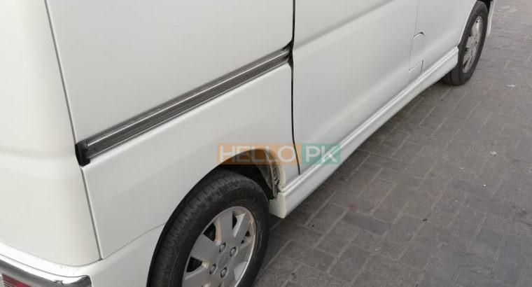Daihatsu ATRAI Wagon Custom Turbo RS