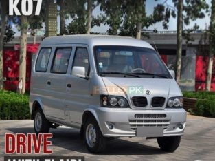 Mini Bus K07 Drive With Flair.PRINCE MOTOR MULTAN