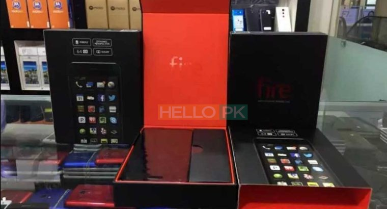 ORIGINAL Amazon Fire Box Pack 64GB Complete Accessories.contact us
