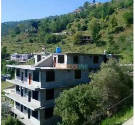 Flats for sales in murree. beautyfull location