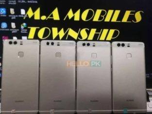 Orignal Huawei P9 3gb/32gb Dual Laica Lens dual sim fix price