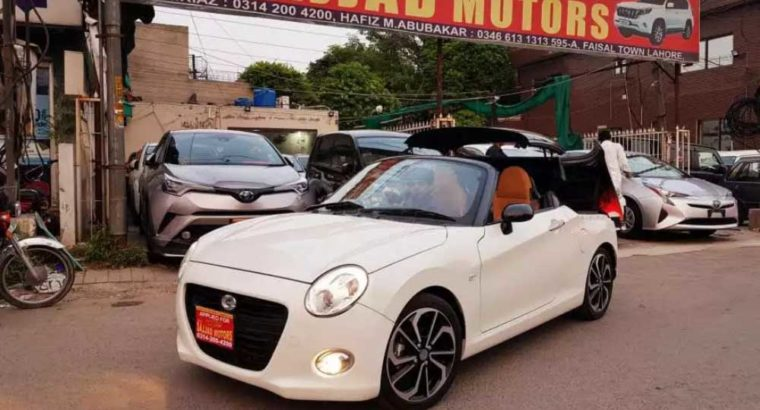 "Copen Cero""Daihatsu Sports Tiptronic New Shape Top Convertible.Model 2016.Fresh Import 2018"
