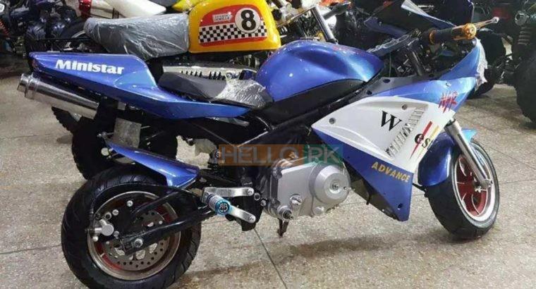 Brand New Zero Meter Trail Heavy Bike ATV Quad 4 Wheel All Verity Here Rs 75,000