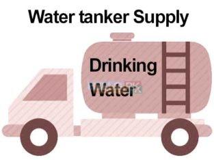 Drinking water tanker supply in karachi.