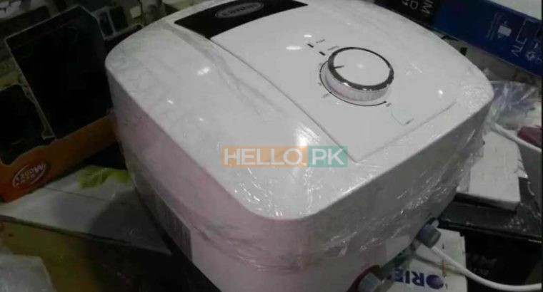 New Canon 10L Electric instant water heater/geyser company warranty.free home delivery in Lahore