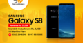 Get the Samsung Galaxy S8 on Easy Monthly Installments Only RS 4,100