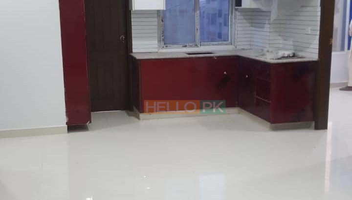 3 Bed Drawing Dinning T.V Lounge Lift Car Parking Bungalow Facing Building Brand New 1600 sqft