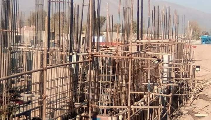 DHA Peshawar.Great opportunity for investment.Work in progress.Authorised Dealer