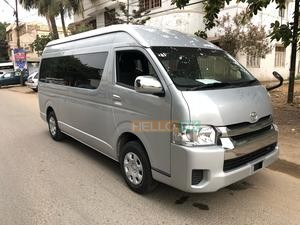 All new models Coaster Saloon,Toyota Hi ace, New Models Cars Available For Rent in lowest Rates