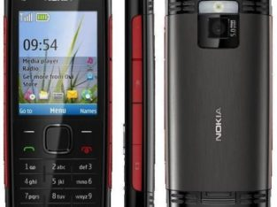Nokia X2-00 Dual SIM card.Phone Box Pack with Free delivery All Pakistan
