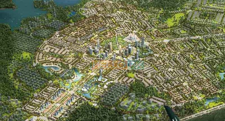 Capital Smart City Islamabad.Eastern Route of CPEC Near New Islamabad Airport