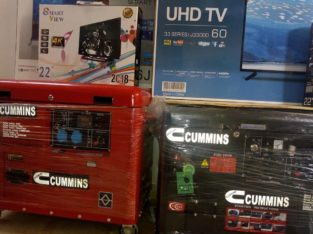 Whole sellers of Generators,LED TV.All electronic items available in very reasonable rates