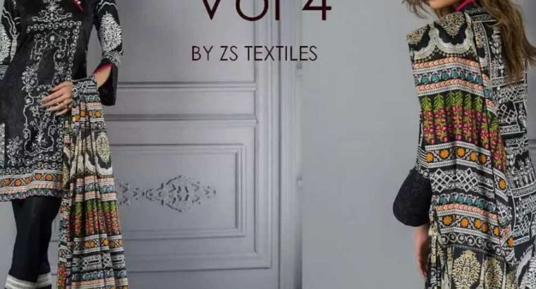 PREMIUM RANGREZA PRINTED MID SUMMERS COLLECTION BY ZS TEXTILE VOL:4 | Rs 1,400