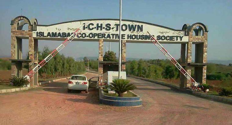 ICHS ! 5,10 marla plots on easy installment & cash near CPAK & new isb airport.