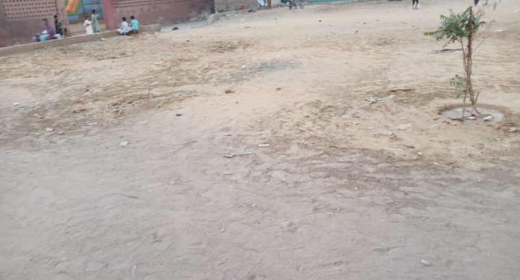 Commercial Plot 14 Acre Shah Faisal No.2 Near Police Station for Sell