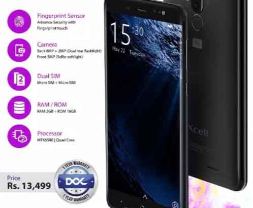 Best Xcell enia Dual Sim 2gb 16gb Box Pack Mobile 1 year Warranty