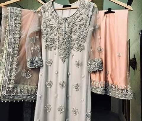 Amazing Bridal & Wedding Wear For order Contact Us