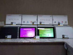 Box pack Sony Xperia Z2 Tablet 3gb ram 32gb storage calling sim.FREE DELIVERY FOR KARACHI