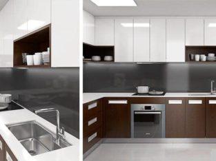 Kitchen Bedroom sets Modern Bathroom Glass&Aluminium Fancy Ceiling Electric work