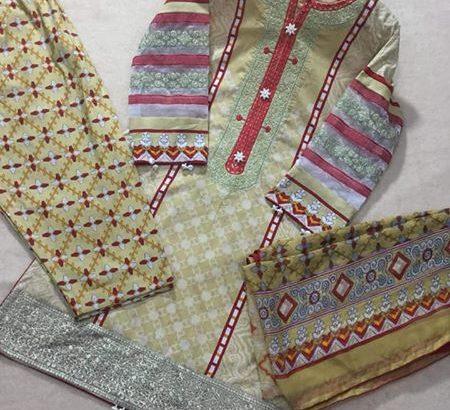 NEW ARRIVAL STITCHED DRESSES MARIA B CHARIZMA RANGRASIA RAAJBARI on wholesale rate