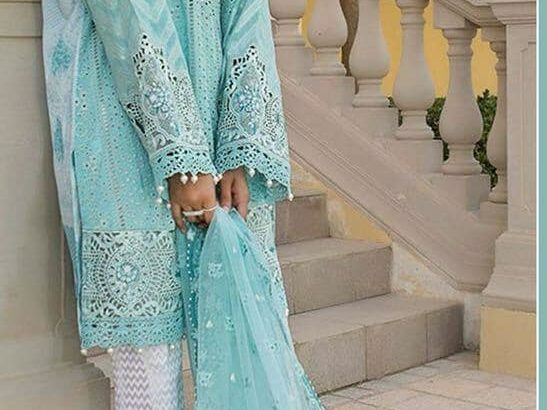 HM COLLECTION INTRODUCE THE MARIA B LAWN COLLECTION ON SHIFFLY WORK