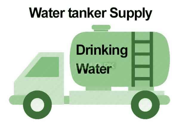 Sweet Water Tanker Supplier in Karachi