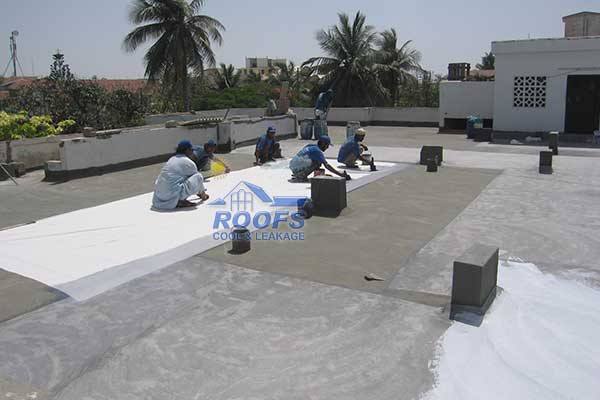 BATHROOM & Tank Leakage WATER Leakage Proofing ROOF HEAT PROOFING