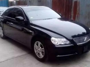2006 Toyota Mark X 250G (97540 Km) On Easy Monthly Installment.Sood Se Pak
