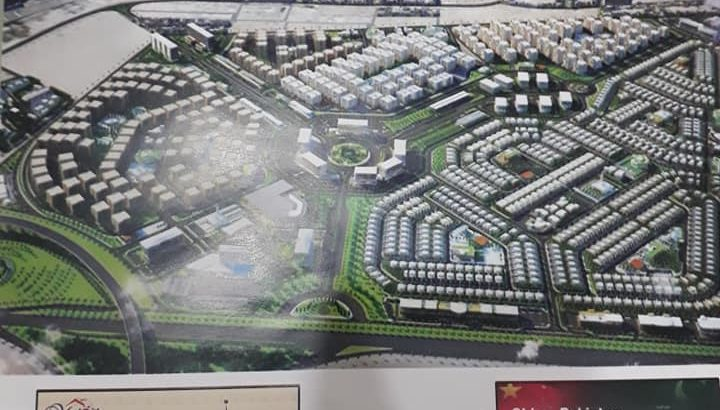 100 YRD COMMERCIAL 120/200 YRD RESIDENTIAL PLOTS AVAILABLE ON EASY INSTALLMENT.PRIME LOCATION