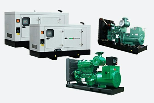 20 KVA to 1250KVA Slightly Used Imported DIESEL & GAS Generators.with warranty