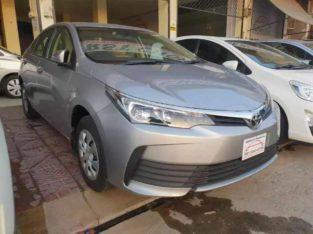 2019 Toyota Corolla GLI Automatic Brand New Zero Meter
