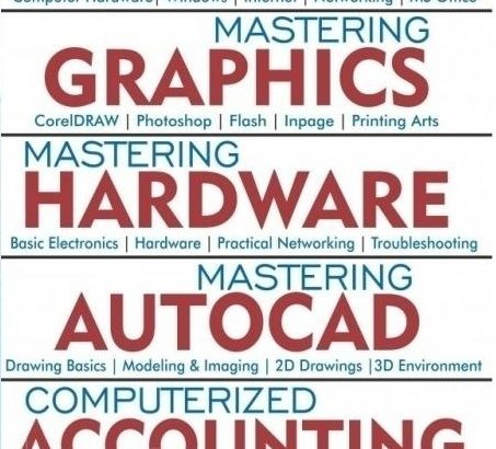 DIT CIT Graphic Designing Web Development Course in