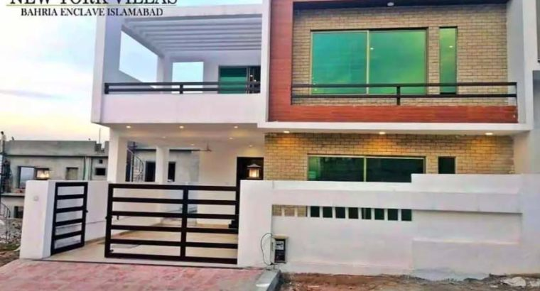4 BED Luxury Villa for Sale in Sec-C3, Bahria Encalve Islamabad