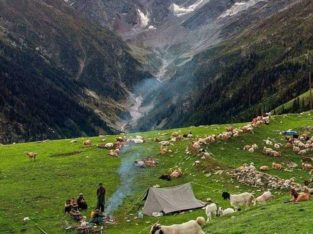 Inter to Heaven.Neelum Valley.Full of Fun & adventures.3 Days 2 Nights.Join Us