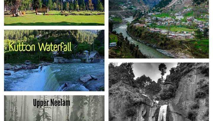 Inter to Heaven.Neelum Valley.Full of Fun & adventures.3 Days 2 Nights.Join Us