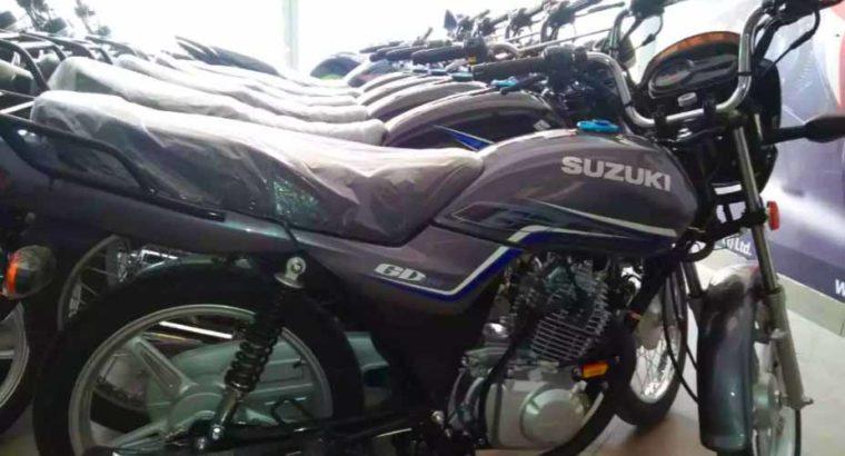 BRAND NEW Suzuki GD-110s.Most successful model in Pakistan