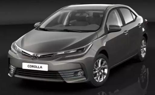 Bank Sy Assan Sharayet Py.Toyota Corolla GLI 2019 On Easy Installment.