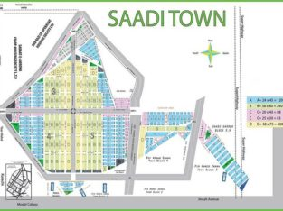 Sadi Town/Garden Hawksbay Plots/Houses/Flat/Shops Sale Purchase