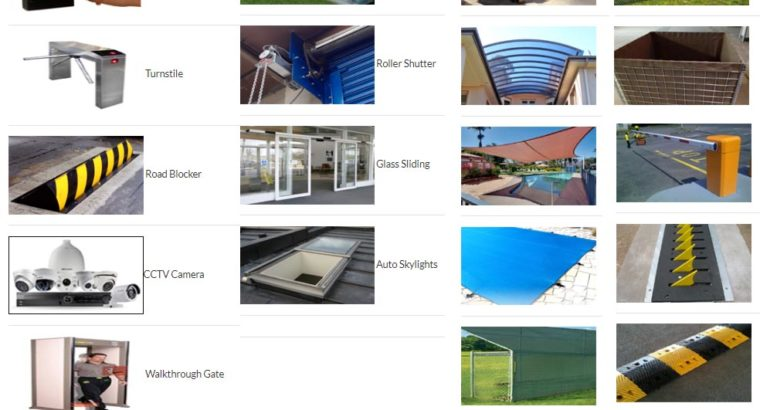 We Offer The Best Professional Services in Town.Equipment/Security & Solutions