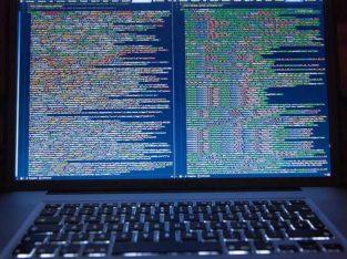 Profesional website with domainhosting in karachi