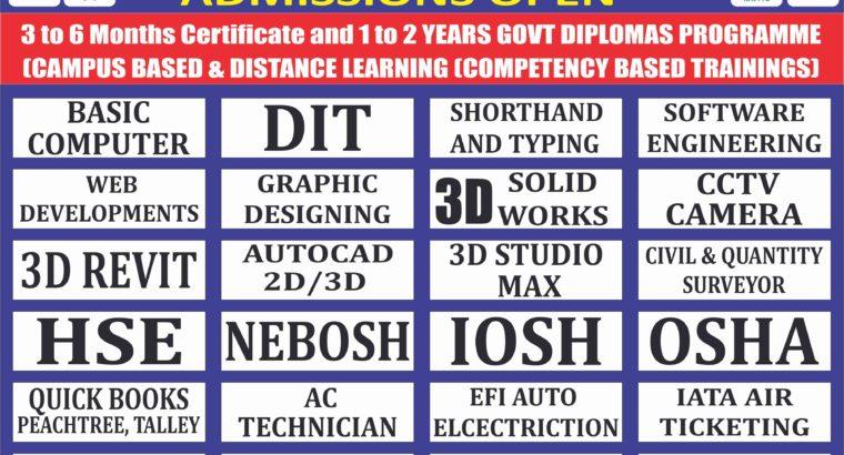 Diploma in Quantity Surveyor (QS) Course In Islamabad (Rawalpindi, Peshawar)