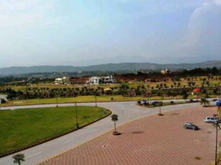 5 Marla Plot.Bahria Enclave.Sector H Beautiful Developed plot
