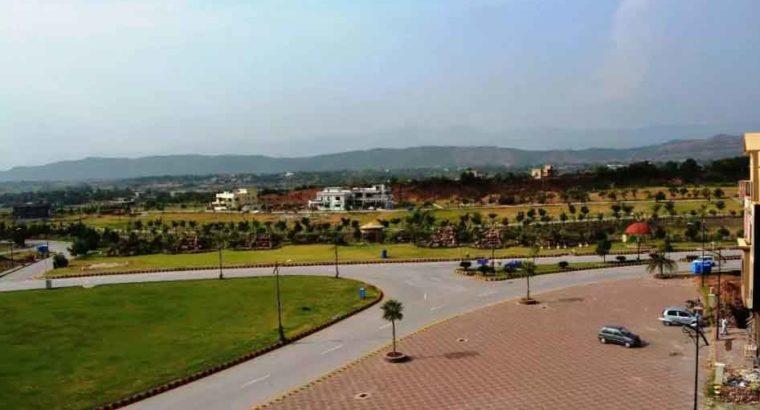 5 Marla Plot.Bahria Enclave.Sector H Beautiful Developed plot